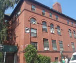 St. George Apartments, West Side Manchester, Manchester, NH