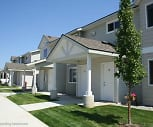 Greensferry Landing Apartment, Post Falls Middle School, Post Falls, ID