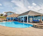 Pool, West Run Apartments - Per Bed Leases