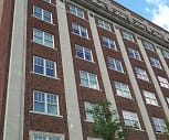 STRATHMORE APARTMENTS, Cass Corridor, Detroit, MI