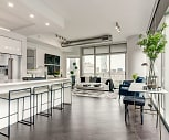 Spacious Floor Plans with Natural Hardwood Flooring and Gourmet Island Kitchens, Cirque