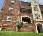 Hempstead Apartments, Squirrel Hill South, Pittsburgh, PA