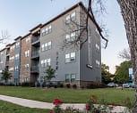 11th Street Flats, George W Truett Theological Seminary, TX