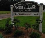 Wood Village Apts, Wilkins Elementary School, Jackson, MS