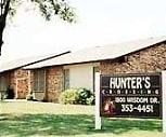 Exterior, Hunter's Crossing