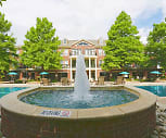 Pool, The Lincoln at Towne Square Apartments