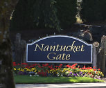 Nantucket Gate, Keithley Middle School, Tacoma, WA