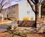 Exterior, Belle Courts