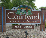 Courtyard Apartments, Evans Elementary School, Fond Du Lac, WI