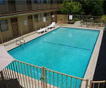THE MONTEGO STUDIO APARTMENTS, Los Angeles Valley College, CA