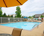 Pool, Arbor Glen Apartments