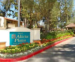 Alicia Plaza/ Alicia Village, Allied American University, CA