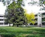 Garden Court, Community College of Denver, CO