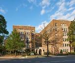 The Archer Apartments, Georgetown, Washington, DC