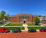 LINCOLN HOUSE, Owosso High School, Owosso, MI