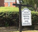 Wayne Garden Apartments, Collingswood Middle School, Collingswood, NJ