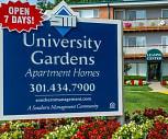 University Gardens, Takoma Park, MD