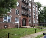 Lincoln Manor Apartments, Essex County College, NJ