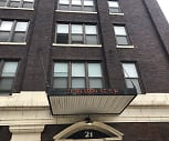 Weston Apartments, Eastown, Grand Rapids, MI