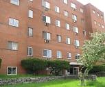 Exterior, Harvey Avenue Apartments