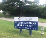 St John Neumann Apts, Country Club Hills, MO