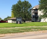 The Broadmoor Apartments, Windy Hills Elementary School, Kearney, NE