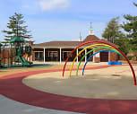 Fountain Square, Thomas Jefferson Middle School, Louisville, KY