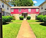 Village Square Apartments, Midtown, Memphis, TN
