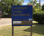 Lamplight Lodge Apartments, Commerce Elementary School, Commerce, TX