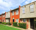 Towne Oaks Apartments, George W Truett Theological Seminary, TX