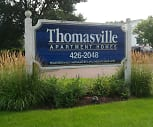 Thomasville Apartments, Birch Lake Elementary School, White Bear Lake, MN