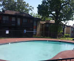 Pool, Hillside Village Apartments