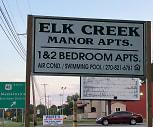 Elk Creek Manor, Grace Baptist School, Madisonville, KY