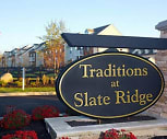 Community Signage, The Traditions at Slate Ridge