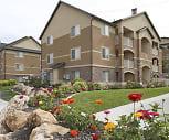 Ridgeview Apartments, Wasatch Peak Academy, North Salt Lake, UT