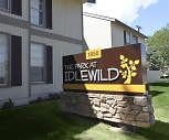 Exterior-Community Signage, The Park At Idlewild