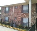 Garden Plaza, Crockett Middle School, Irving, TX