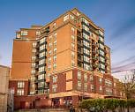 Madison Mark Apartments, West Wilson Street, Madison, WI