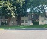 Quadrangle, Rogers High School, Spokane, WA