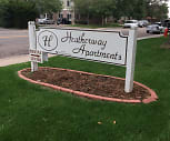 Heatherway Apartments, John Evans Middle School, Evans, CO