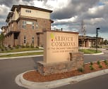 Arbour Commons at Orchard Town Center, Rocky Top Middle School, Thornton, CO