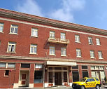 Metropolitan Hotel, Parkway Heights Middle School, South San Francisco, CA