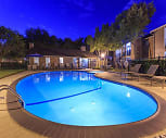 Pool, The Hunt Club at Pin Oak Apartments