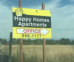 Happy Homes Apartments, Helena, C R Anderson Middle School, Helena, MT