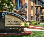Fox Ridge Apartments, Burke High School, Omaha, NE