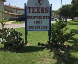 Texas Apartments, Herman Furlough Jr Middle School, Terrell, TX