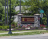 Community Signage, Camelot Manor