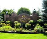 Property Sign, Cedar Creek Village 1