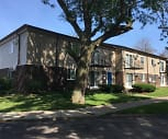 Woodland Park Apartments, Gompers Elementary School, Madison, WI