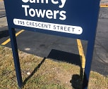 Caffrey Towers, 02302, MA